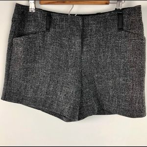 The Limited Collection Drew Fit herringbone Shorts